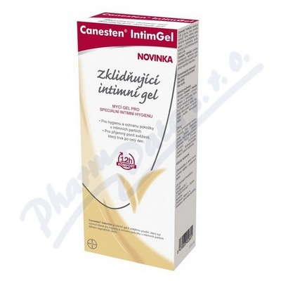 Canesten GYN Intim gel 200ml