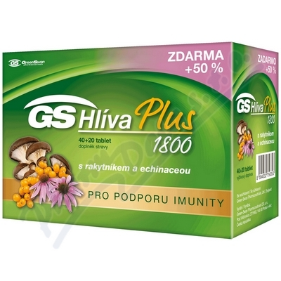 GS Hliva Plus tbl.40+20