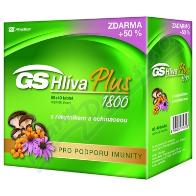 GS Hliva Plus tbl.80+40