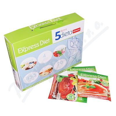 Good Nature Express Diet 5den.diet.protein 20x55g