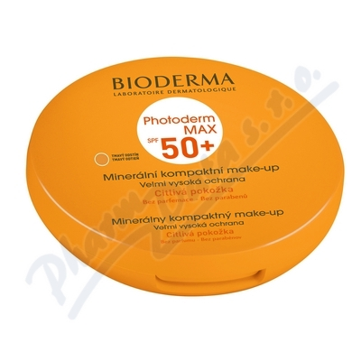 BIODERMA Photod.MAX komp.make-up SPF50+ Tmavý 10g