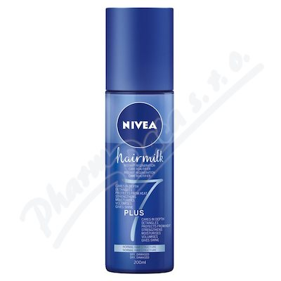 NIVEA Kondic.bezopl.Hairmilk Norm.vl.200ml 88603