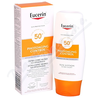 EUCERIN SUN Mléko op. Photoaging SPF50 150ml_2018