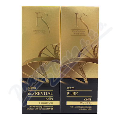 FS DNA Revital gift set (Emulsion+Pure Wrinkle)
