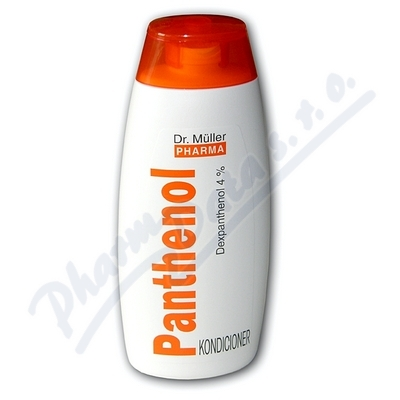 Panthenol kondicioner 4 % 200ml Dr.Müller